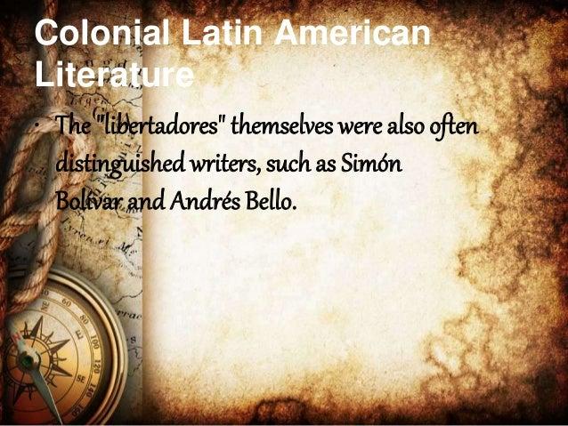 Girl! need colonial latin american literature min
