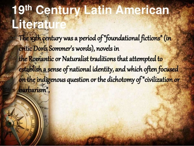 19th century american literature essay Nineteenth-century literature also reviews annually over 70 volumes of scholarship, criticism, comparative studies, and new editions of nineteenth-century english and american literature.