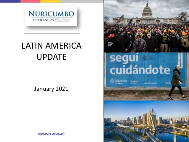 LATIN AMERICA UPDATE January 2021 www.nuricumbo.com