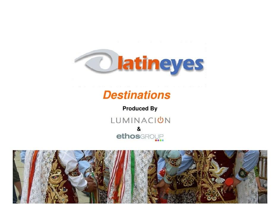 Latin Eyes Media Kit 2010