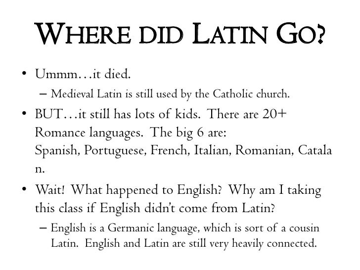 what does ut mean in latin