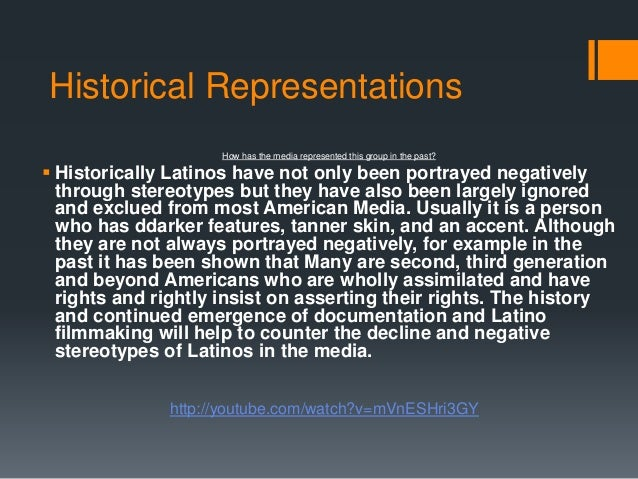 Latinos stereotypes Slide 3
