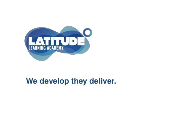 We develop they deliver.