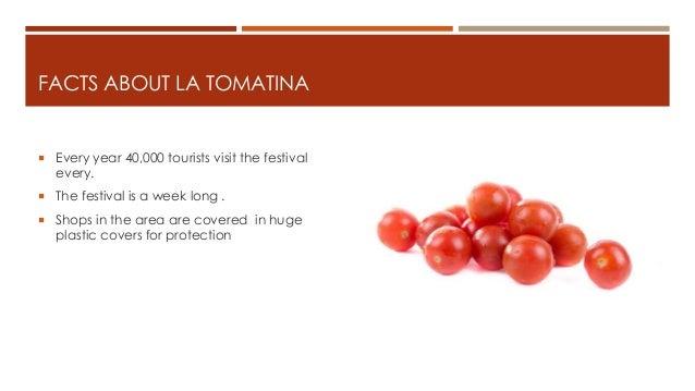 La tomatina james and charles
