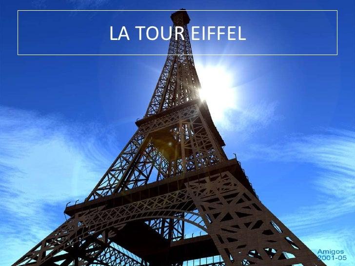 LA TOUR EIFFEL Est-elle vraiment nécessaire à la France ?
