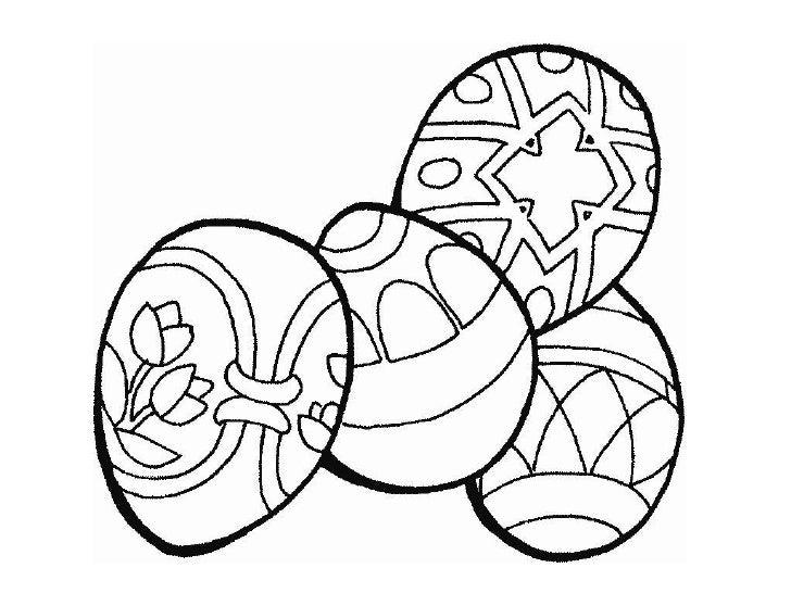 La Tradición de los Huevos de Pascua (para imprimir y jugar)