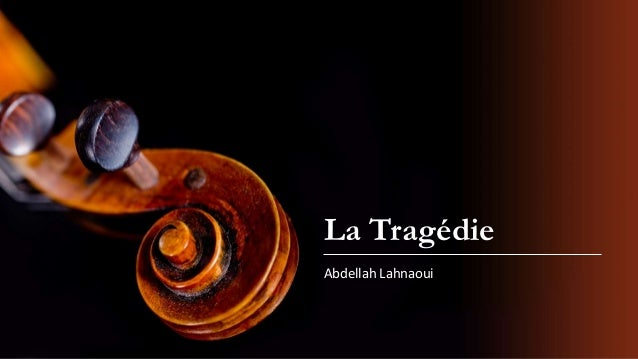 La Tragédie Abdellah Lahnaoui