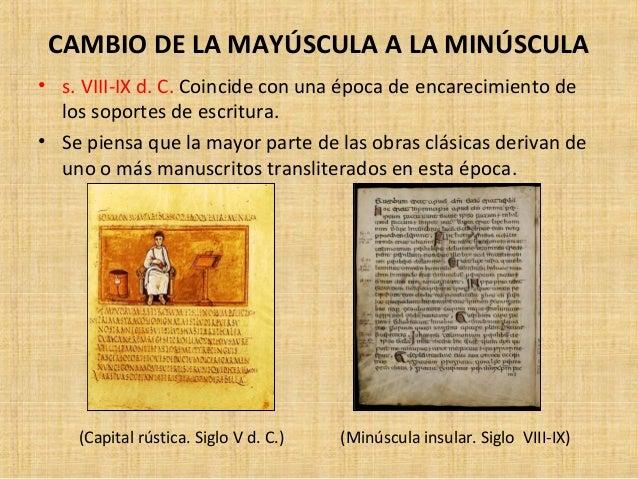 epocas de la literatura latina - photo#19