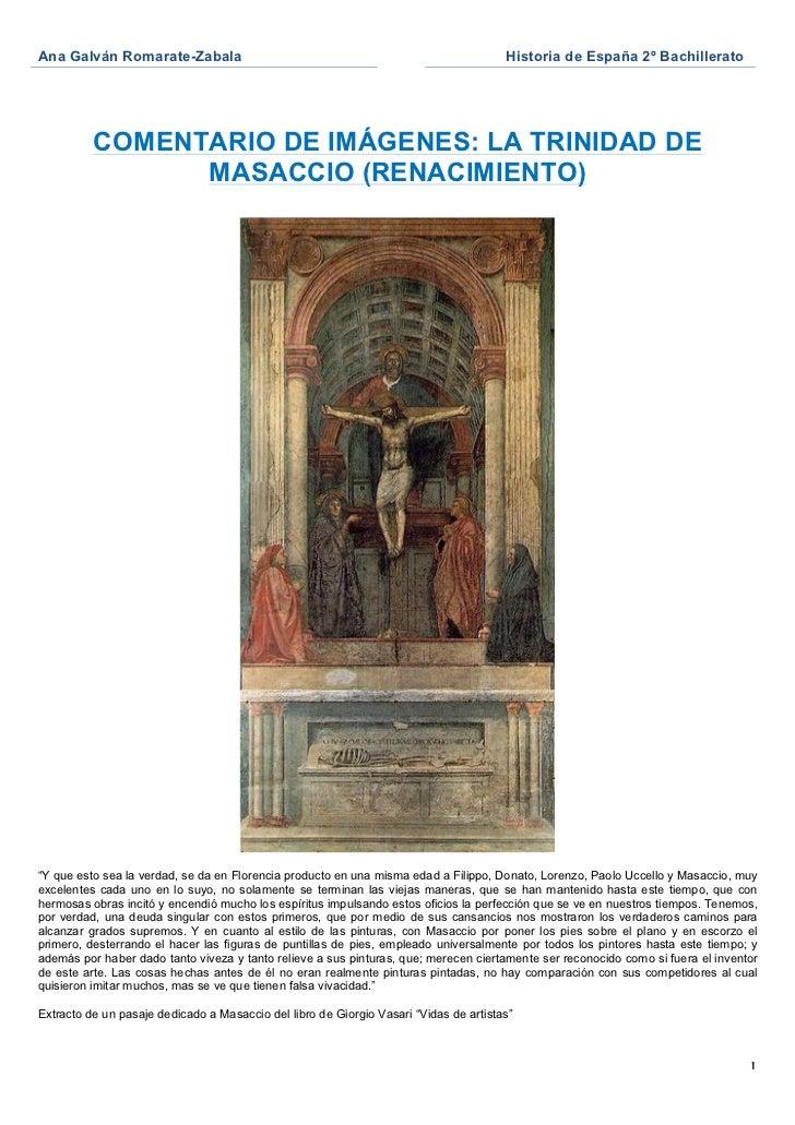 Ana Galván Romarate-Zabala                                                             Historia de España 2º Bachillerato...