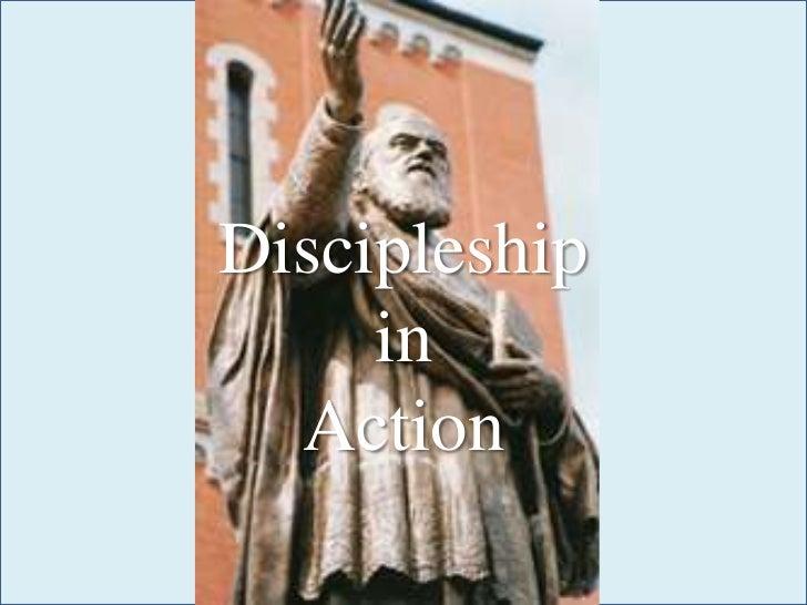 DiscipleshipinAction<br />