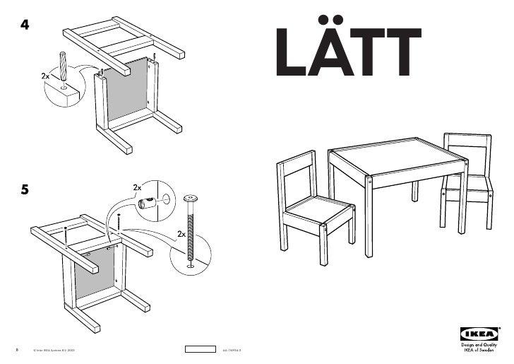 LÄTT8   © Inter IKEA Systems B.V. 2003   AA-114934-2