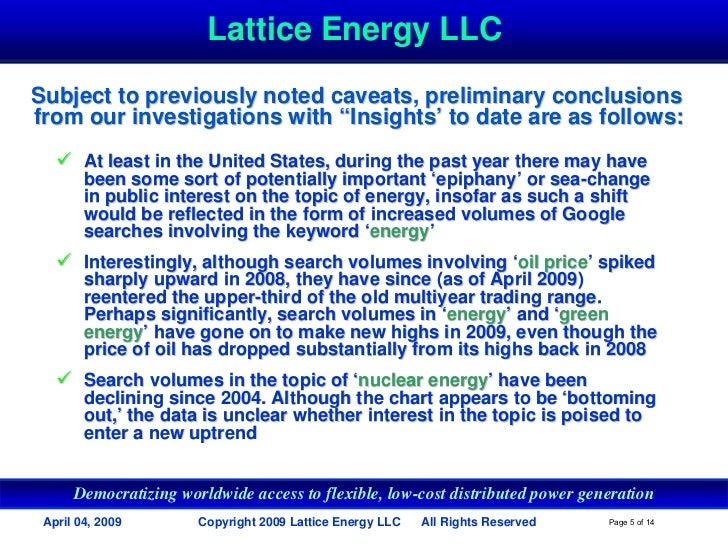 Ideas for an Essay on Renewable Energy or Alternative Energy Essay