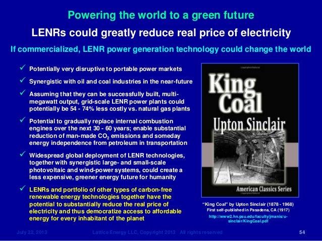 king coal upton sinclair pdf