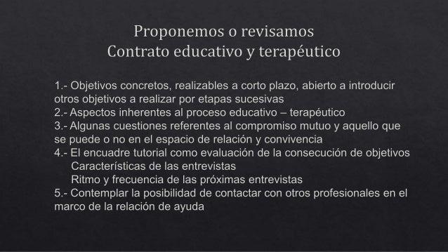 La tutoria Slide 3