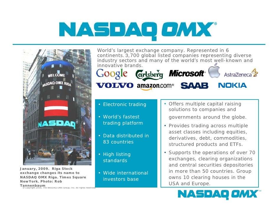 Latvian capital markets development   Slide 2