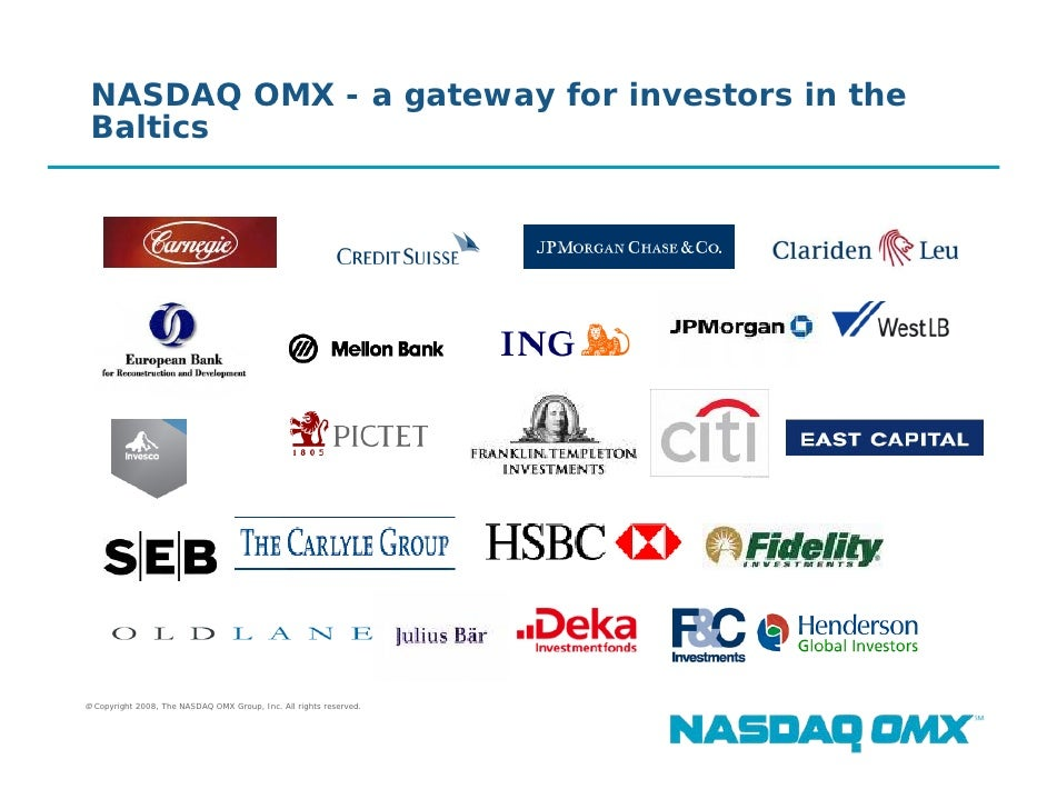 Latvian capital markets development   Slide 3