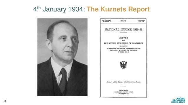 3 4th January 1934: The Kuznets Report