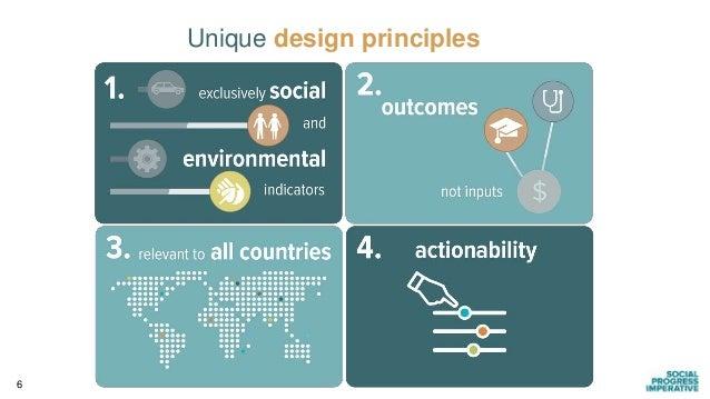 6 Unique design principles
