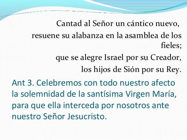 Resultado de imagen para El Señor ama a su pueblo  Cantad al Señor un cántico nuevo, resuene su alabanza en la asamblea de los fieles;
