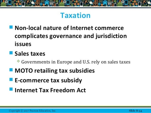 political issues in e commerce E-commerce: economic and social aspects e-commerce: economic and social aspects e-commerce is technology-enabled buying and selling that occurs over telecommunications networks such as the internetas in physical marketplaces, these exchanges can occur between businesses, between a business and a consumer, or even between consumers.