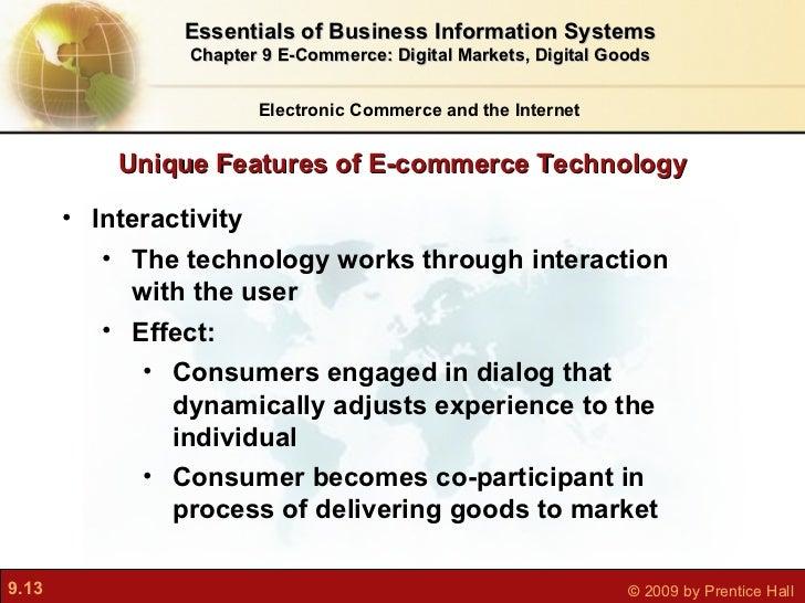 Ecommerce digital markets digital goods