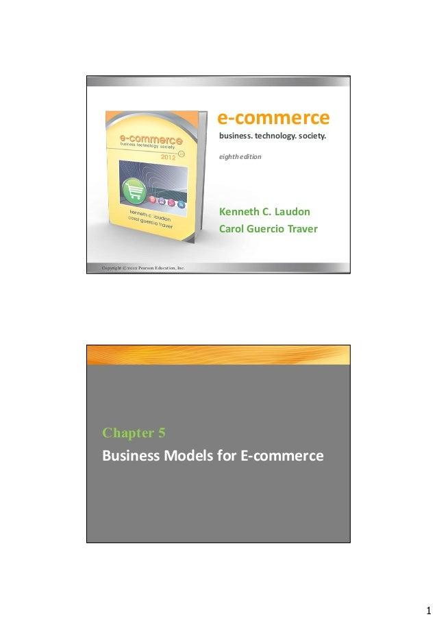 05 business models for e commerce slides