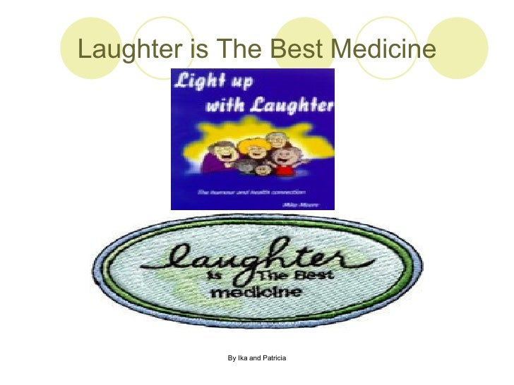 essays on laughter is the best medicine