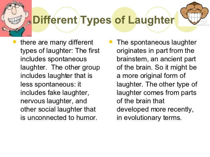 informative speech on laughter What are examples of a preview statement a preview statement, also known as a thesis statement, comes near the beginning of an essay or speech and gives the audience a preview of the material's content occasionally additional preview statements are used later in the content to provide transitions.