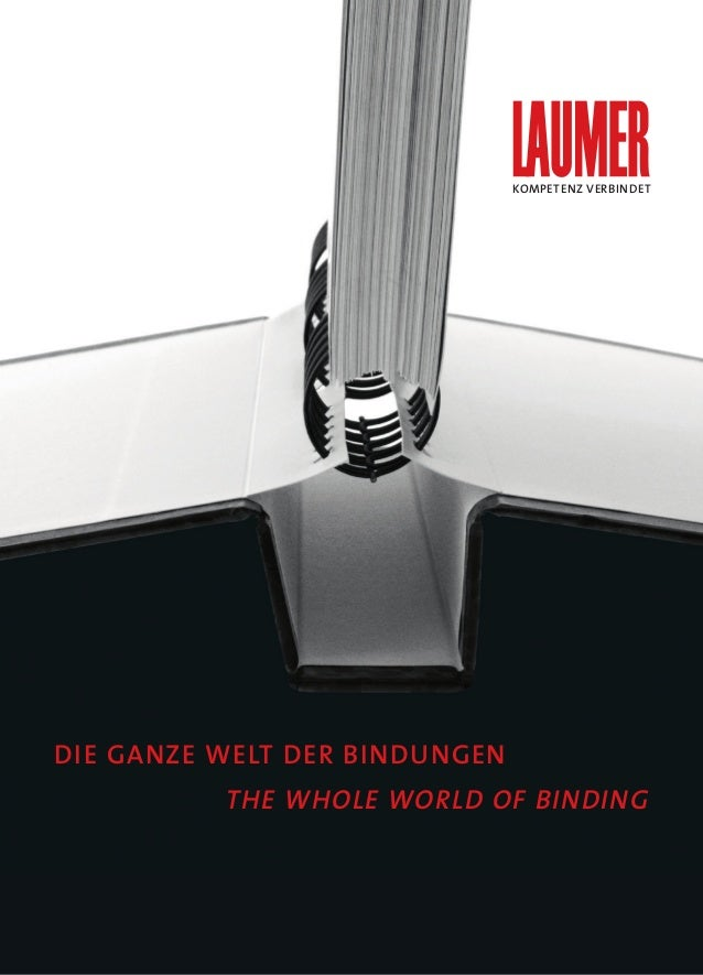 Die ganze Welt Der BinDungen Kompetenz verBinDet The whole world of binding