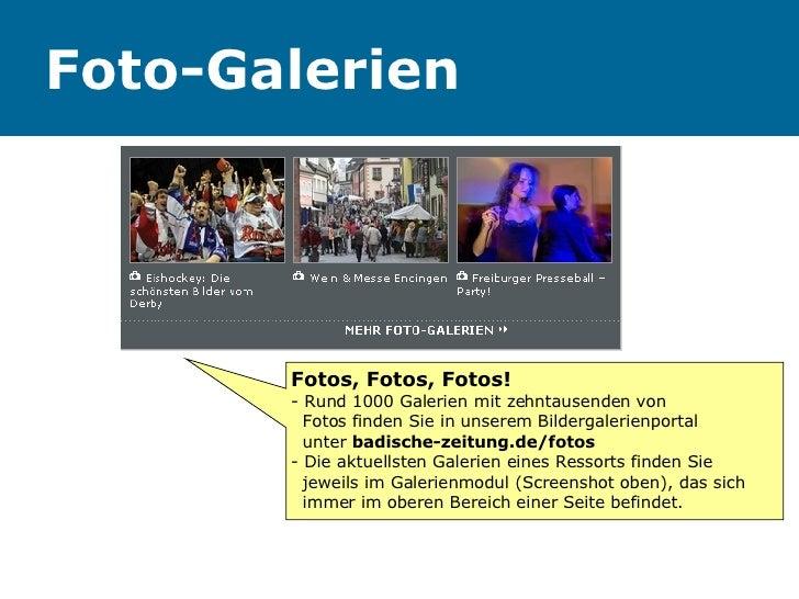 Foto-Galerien Fotos, Fotos, Fotos! - Rund 1000 Galerien mit zehntausenden von    Fotos finden Sie in unserem Bildergalerie...