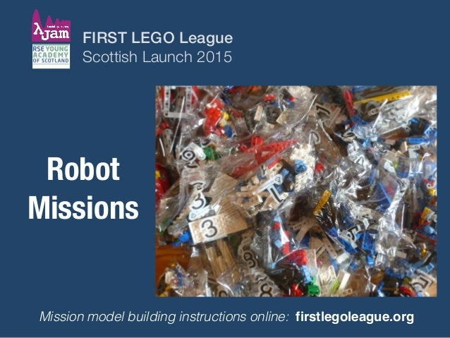 Fll Scottish Launch 2015