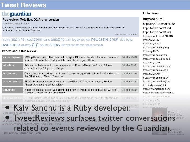 Guardian Open Platform Launch Event