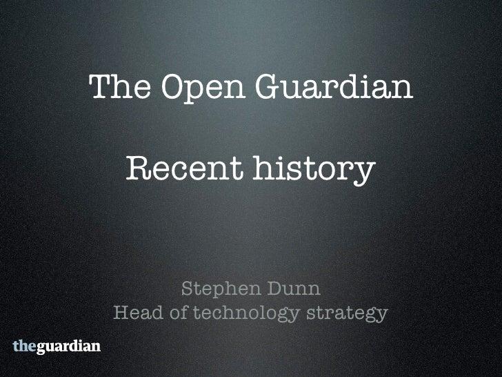 1995 - Guardian          online