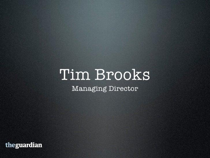 Background               Demos                Partners Emily Bell               Mat Wall             Matt McAlister Direct...