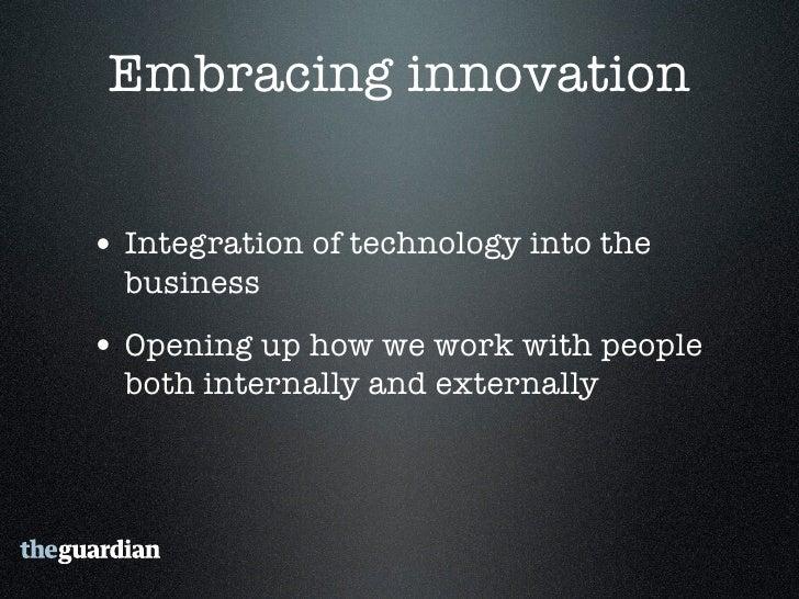 Stephen Dunn Head of Technology Strategy