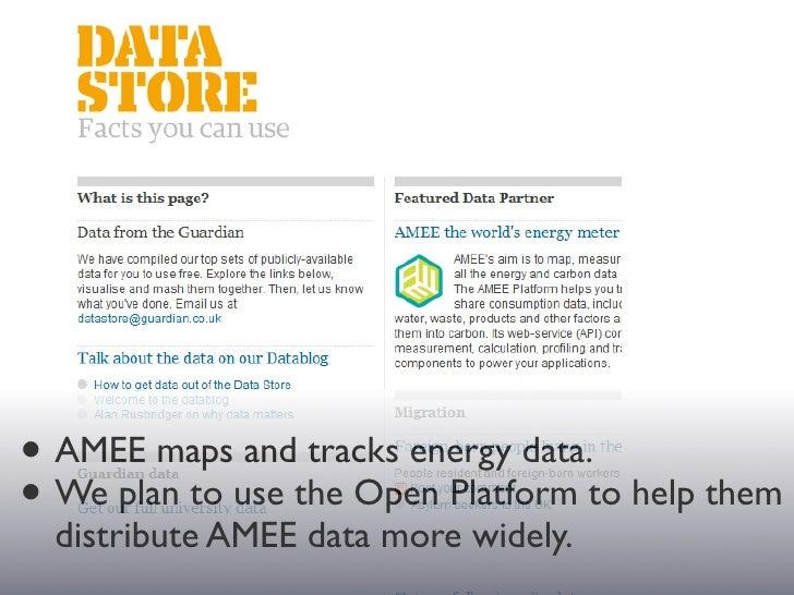 •   Getting •   Data Store     Started •   information     Get a key •   API Explorer