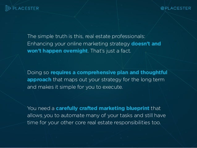 The 5 Steps to Launching Your Real Estate Marketing Plan Slide 2