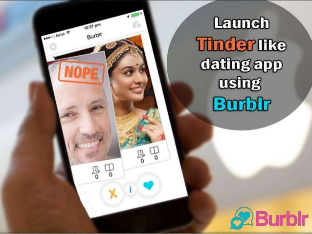 Tinder dating app for iphone