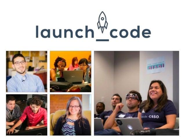 What is LaunchCode?