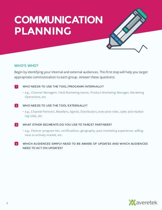 Launch Communication Plan