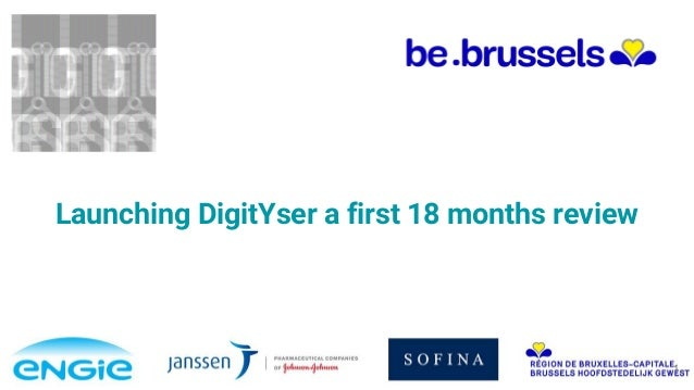 Launching DigitYser a first 18 months review 1