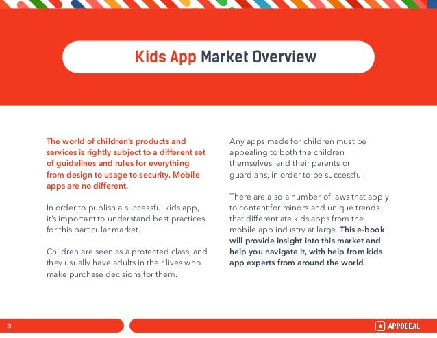 Launching Kids Apps the Right Way: a Free E-Book by Appodeal