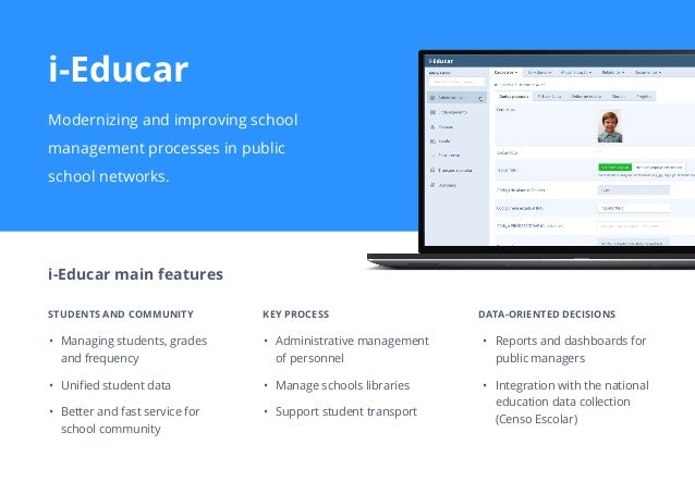 Launching the largest open source school management software in Brazil