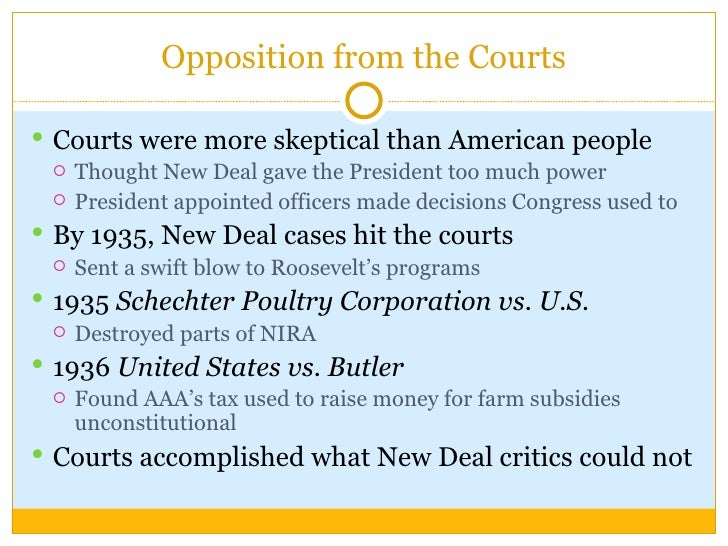 critics of the new deal essay After 1937 the new deal met with increasing criticism and the speed of reform  slackened, and there was growing republican opposition to the huge public.