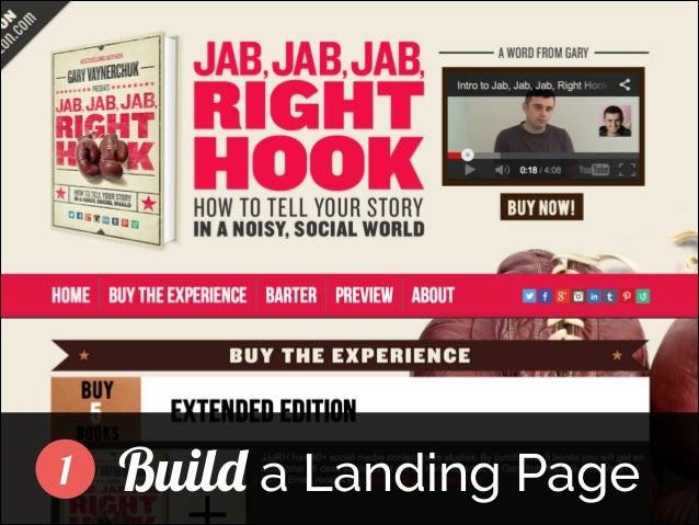 1  Build a Landing Page