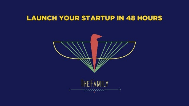 LAUNCH YOUR STARTUP IN 48 HOURS