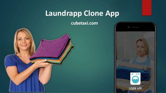 Laundrapp Clone App cubetaxi.com