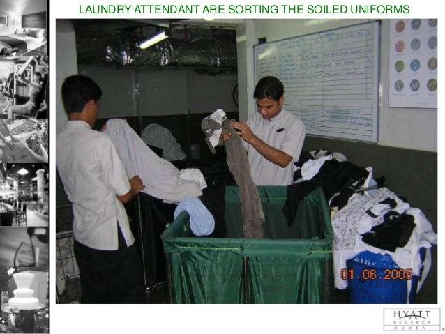 Laundry Presentation