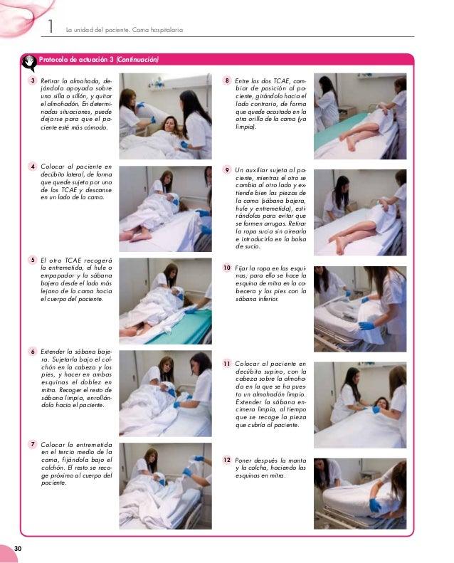 La Unidad del Paciente. Cama Hospitalaria