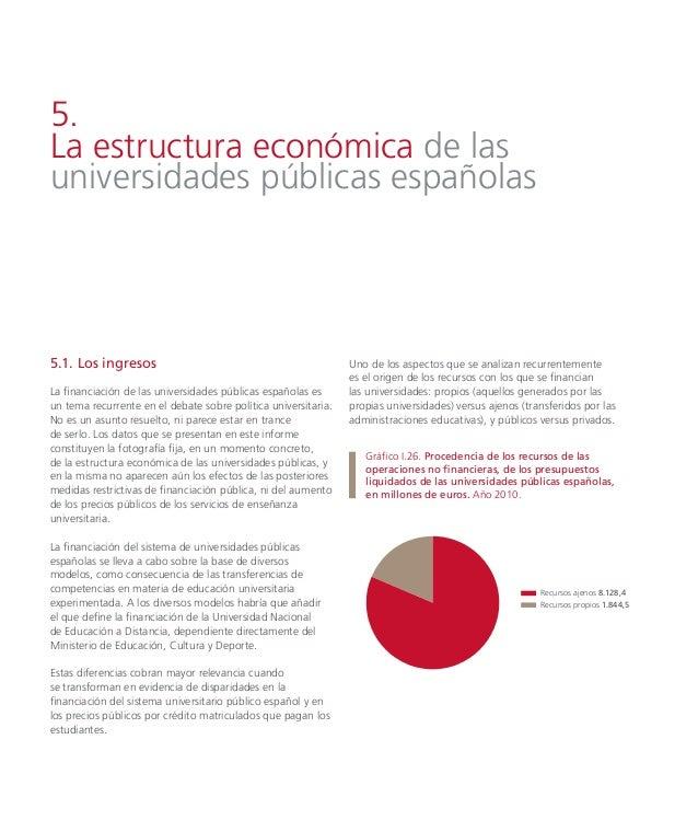 Gráfico I.28. Ingresos totales, de los presupuestos liquidados, de las universidades públicas españolas por comunidad autó...